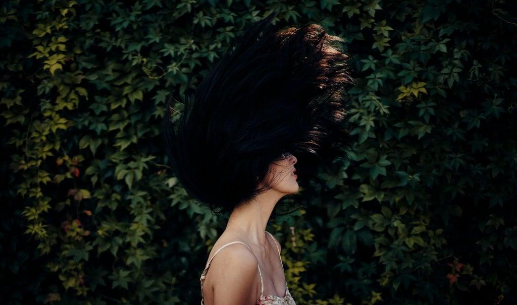 I capelli di madre terra
